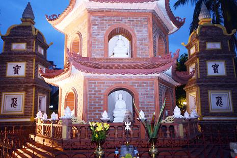 Vẻ cổ kính của ngôi chùa đẹp nhất thế giới ở Việt Nam - 10