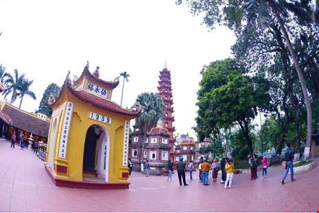 Vẻ cổ kính của ngôi chùa đẹp nhất thế giới ở Việt Nam - 11