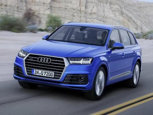 Hàng trăm chiếc Audi Q7 tại Việt Nam phải triệu hồi - 1