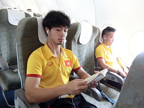 Tuyển Việt Nam tới Myanmar, sắp xung trận đua cup vàng - 1