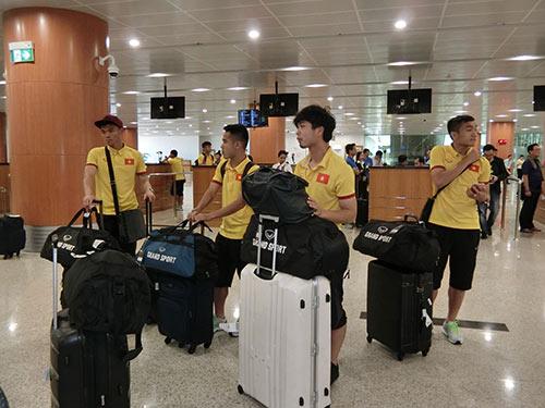 Tuyển Việt Nam tới Myanmar, sắp xung trận đua cup vàng - 2