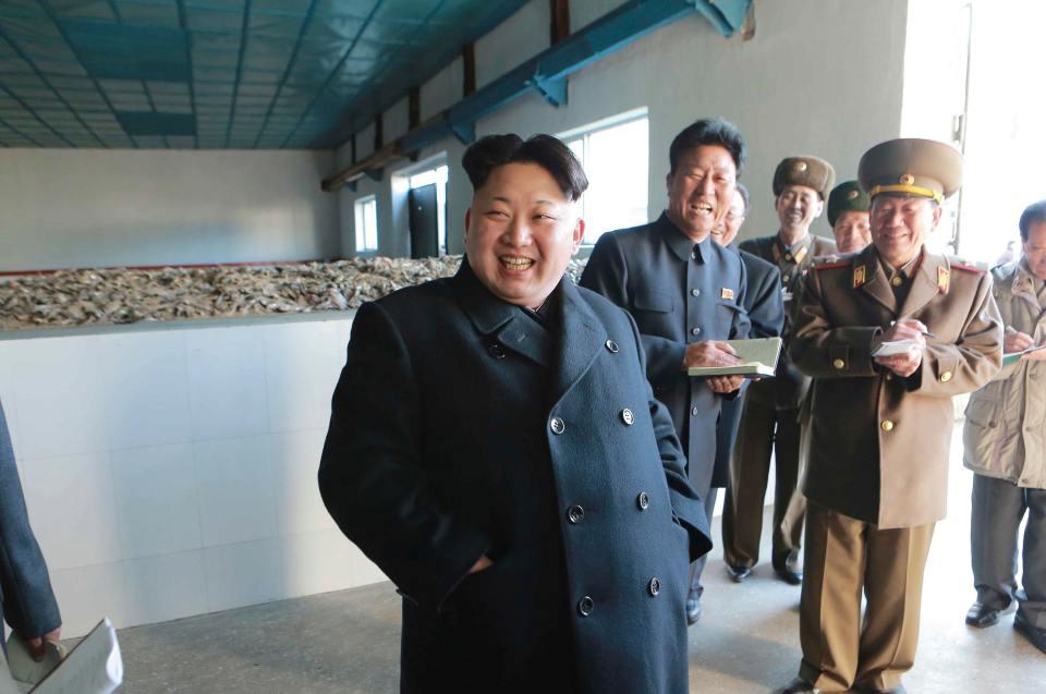 Triều Tiên nổi giận với cách báo TQ gọi Kim Jong-un - 1