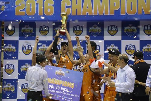 VBA 2016: Khép lại một mùa giải thành công trọn vẹn - 1