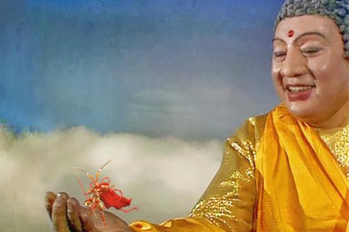 """Bất ngờ với """"Phật Tổ"""" đẹp nhất màn ảnh Hoa ngữ - 4"""