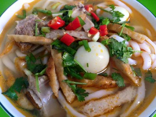 Nhớ mãi bánh canh bột gạo Phan Rang - 1
