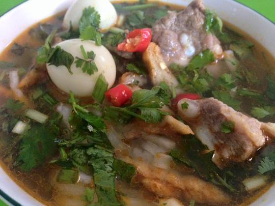 Nhớ mãi bánh canh bột gạo Phan Rang - 2