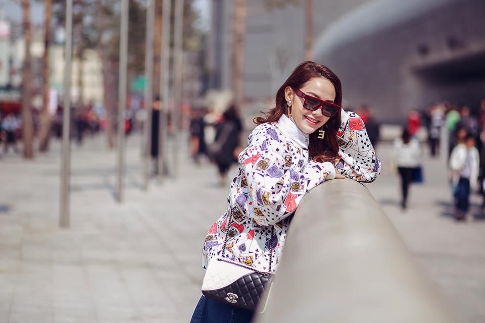 Minh Hằng sở hữu tủ đồ hiệu đẳng cấp như một fashionista - 1