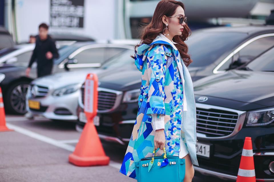 Minh Hằng sở hữu tủ đồ hiệu đẳng cấp như một fashionista - 5