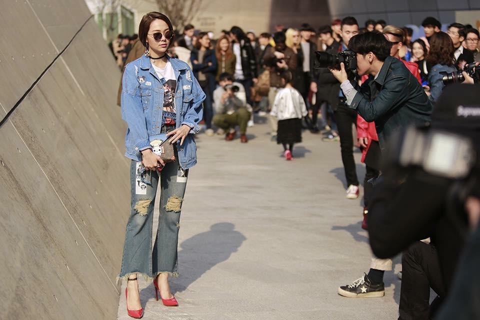 Minh Hằng sở hữu tủ đồ hiệu đẳng cấp như một fashionista - 6