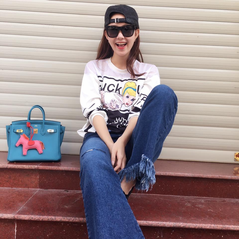 Minh Hằng sở hữu tủ đồ hiệu đẳng cấp như một fashionista - 8