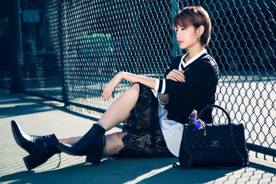 Minh Hằng sở hữu tủ đồ hiệu đẳng cấp như một fashionista - 9