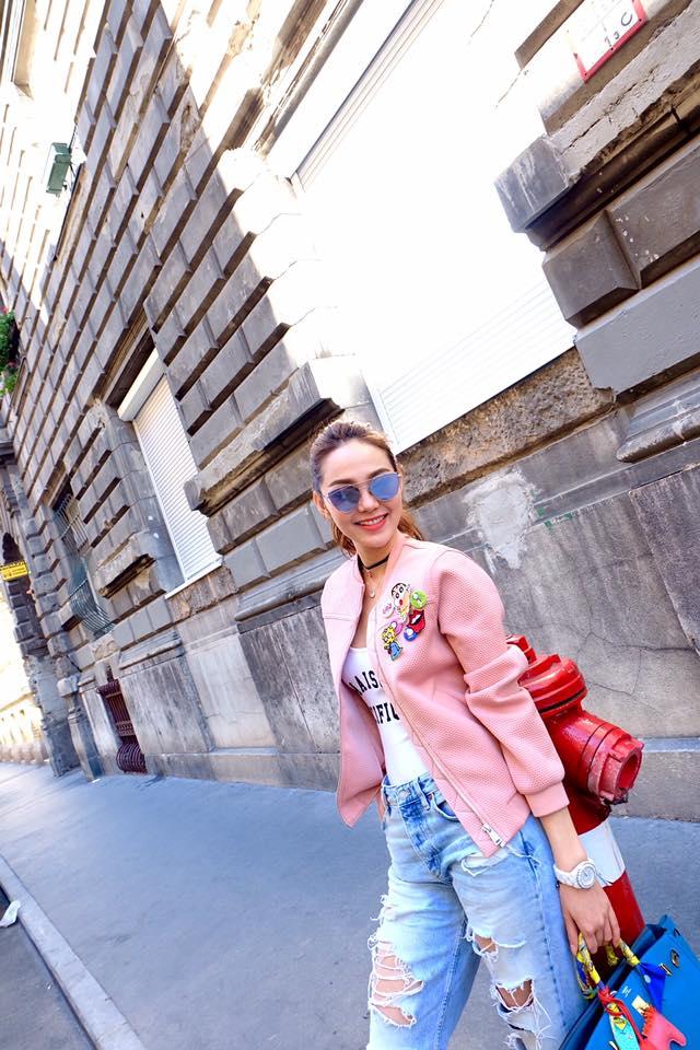 Minh Hằng sở hữu tủ đồ hiệu đẳng cấp như một fashionista - 11