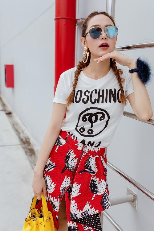 Minh Hằng sở hữu tủ đồ hiệu đẳng cấp như một fashionista - 15