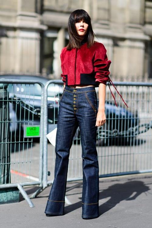 Mặc jeans đi làm, phải nhớ những điều sau - 1