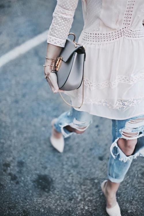 Mặc jeans đi làm, phải nhớ những điều sau - 5