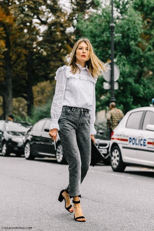 Mặc jeans đi làm, phải nhớ những điều sau - 3