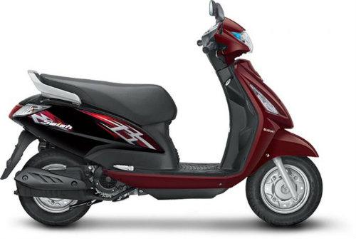 Suzuki Swish 125cc giá 17,3 triệu đồng vẫn ế khách - 1
