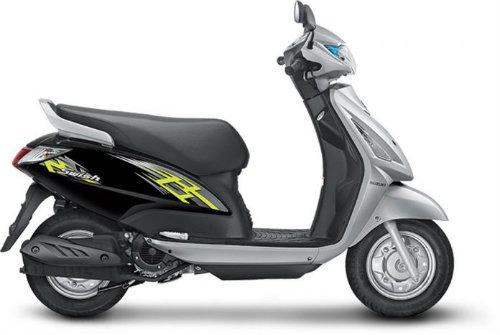 Suzuki Swish 125cc giá 17,3 triệu đồng vẫn ế khách - 2