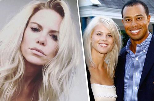 Golf 24/7: Tiger Woods có bạn gái mới, cũng tóc vàng - 1