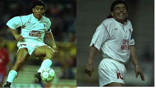 Huyền thoại bỏ CLB tên tuổi ở tuổi 31: Từ Maradona đến Messi - 5