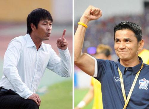 Cuộc chiến HLV ở AFF Cup: Hữu Thắng chỉ ngán Kiatisak? - 2