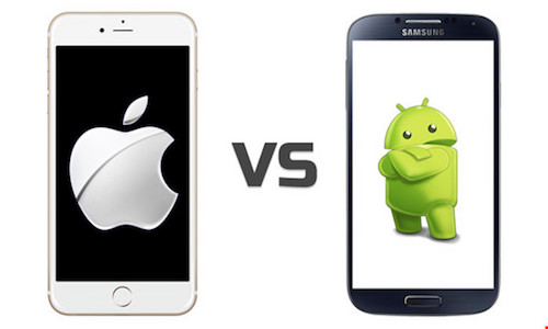 iOS vẫn được yêu thích nhiều hơn Android - 1