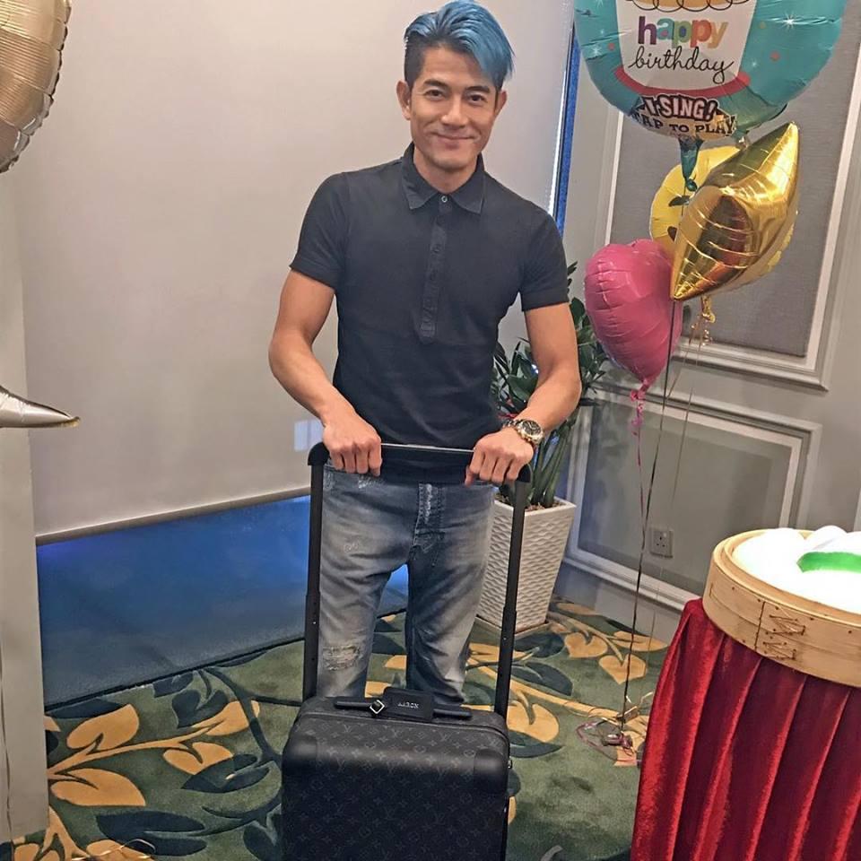 51 tuổi, Quách Phú Thành vẫn trẻ như mới đôi mươi - 13
