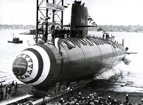 Bí ẩn tàu ngầm hạt nhân Mỹ do thám Liên Xô không trở về - 2