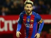 """Bóng đá - Barca sắp """"trói chân"""" Messi, lương cao hơn Ronaldo?"""