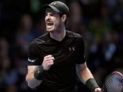 Thể thao - Murray – Cilic: Khởi đầu như mơ (ATP Finals)