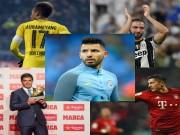 Bóng đá - Top 5 tiền đạo hay nhất châu Âu: Messi, Ronaldo mất tích