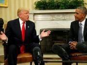 Thế giới - Trump có biểu hiện ngày càng giống Obama
