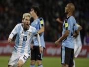 """Bóng đá - Argentina – Colombia: Chờ """"Đấng cứu thế"""" Messi"""