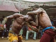 """Thể thao - """"Võ bùa"""" châu Phi: Môn đấu nguy hiểm chẳng kém UFC"""