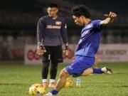 Bóng đá - ĐT Việt Nam tập trên sân đầy chim hót véo von ở Myanmar