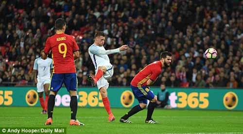 """Anh - Tây Ban Nha: """"Cơn điên"""" ở thánh địa Wembley - 1"""