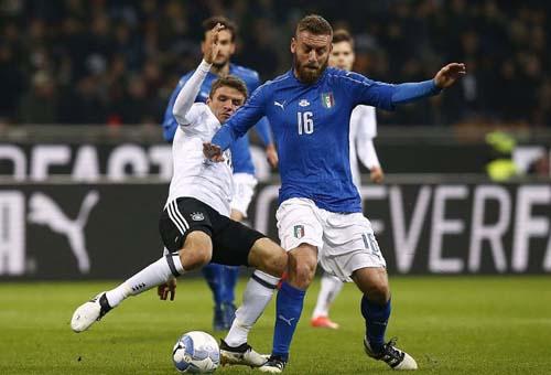 Italia - Đức: Diễn biến khó lường - 1
