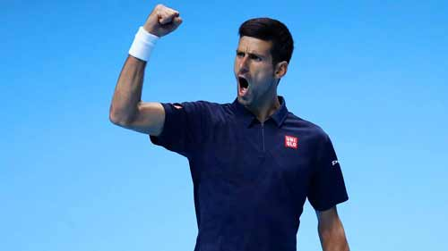 Djokovic – Raonic: Tột cùng căng thẳng (ATP Finals) - 1