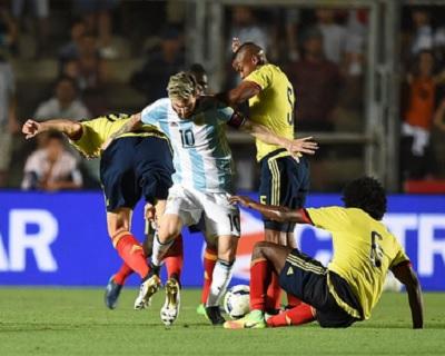 Chi tiết Argentina – Colombia: Bàn thắng dễ dàng (KT) - 4