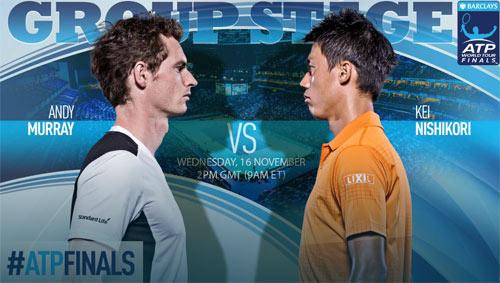 Tennis, ATP Finals ngày 4: Murray và áp lực đè nặng - 1