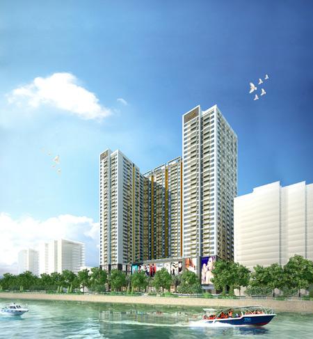 Chỉ cần trả trước 55% nhận căn hộ cao cấp tại trung tâm TP. HCM sắp hoàn thiện - 3