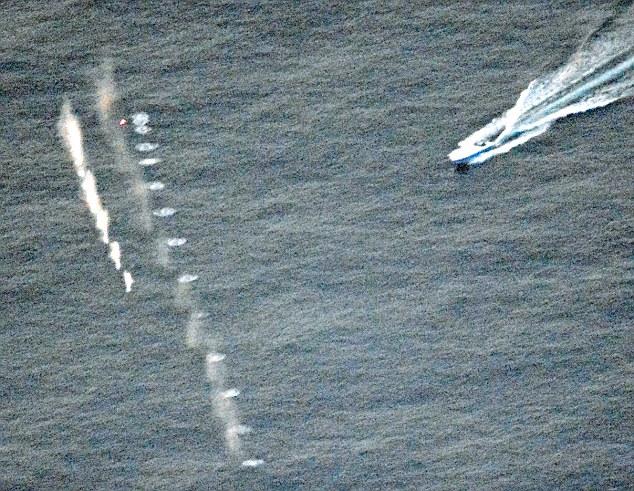 Lính bắn tỉa Anh hạ thuyền cao tốc bằng một phát đạn - 3