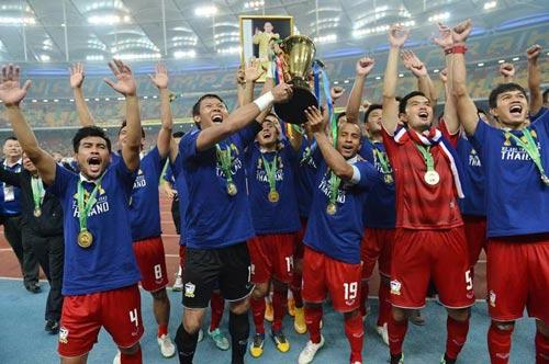 AFF Cup 2016: Song mã Việt Nam - Thái Lan đua vô địch - 1