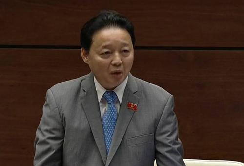 Bộ trưởng TN-MT khẳng định biển miền Trung đã an toàn - 1