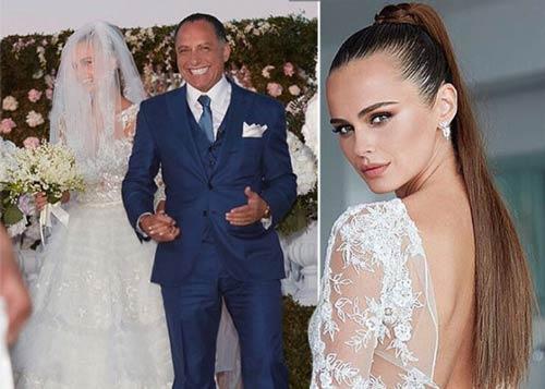 Đám cưới triệu đô của mỹ nữ Đông Âu và đại gia 63 tuổi - 1