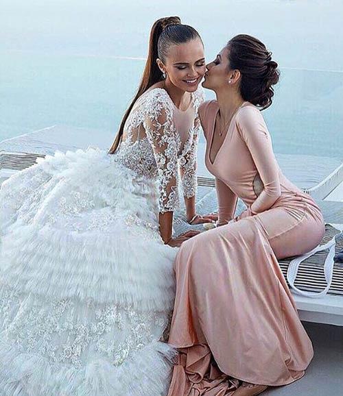 Đám cưới triệu đô của mỹ nữ Đông Âu và đại gia 63 tuổi - 6