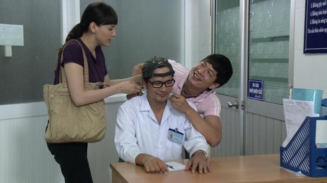 Trang Nhung tái xuất phim giờ vàng, tạo sóng màn ảnh nhỏ - 3