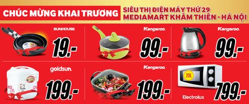MediaMart khai trương siêu thị điện máy thứ 29 tại Hà Nội - 2