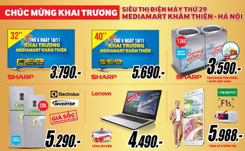 MediaMart khai trương siêu thị điện máy thứ 29 tại Hà Nội - 3