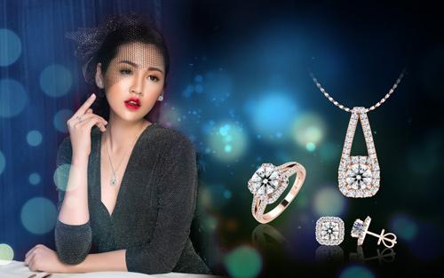 Tú Anh gợi ý mix đồ cùng trang sức kim cương - 1